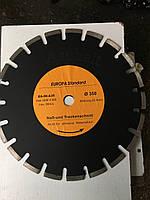"""Диск алмазный """"Evropa"""" 350*25.4 мм (Асфальт)"""