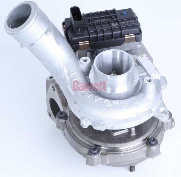 Турбіна 776470-5003S (Audi A6 3.0 TDI (C6) 240 HP)