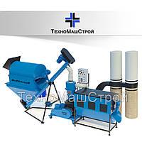 Оборудование для производства пеллет и комбикорма МЛГ- 500 (COMBI+)