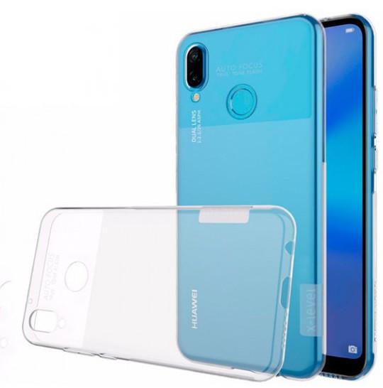 Силикон Huawei P20 Lite/Honor8X White X-level Antislip