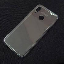 Силикон Huawei P20 Lite/Honor8X White X-level Antislip, фото 3