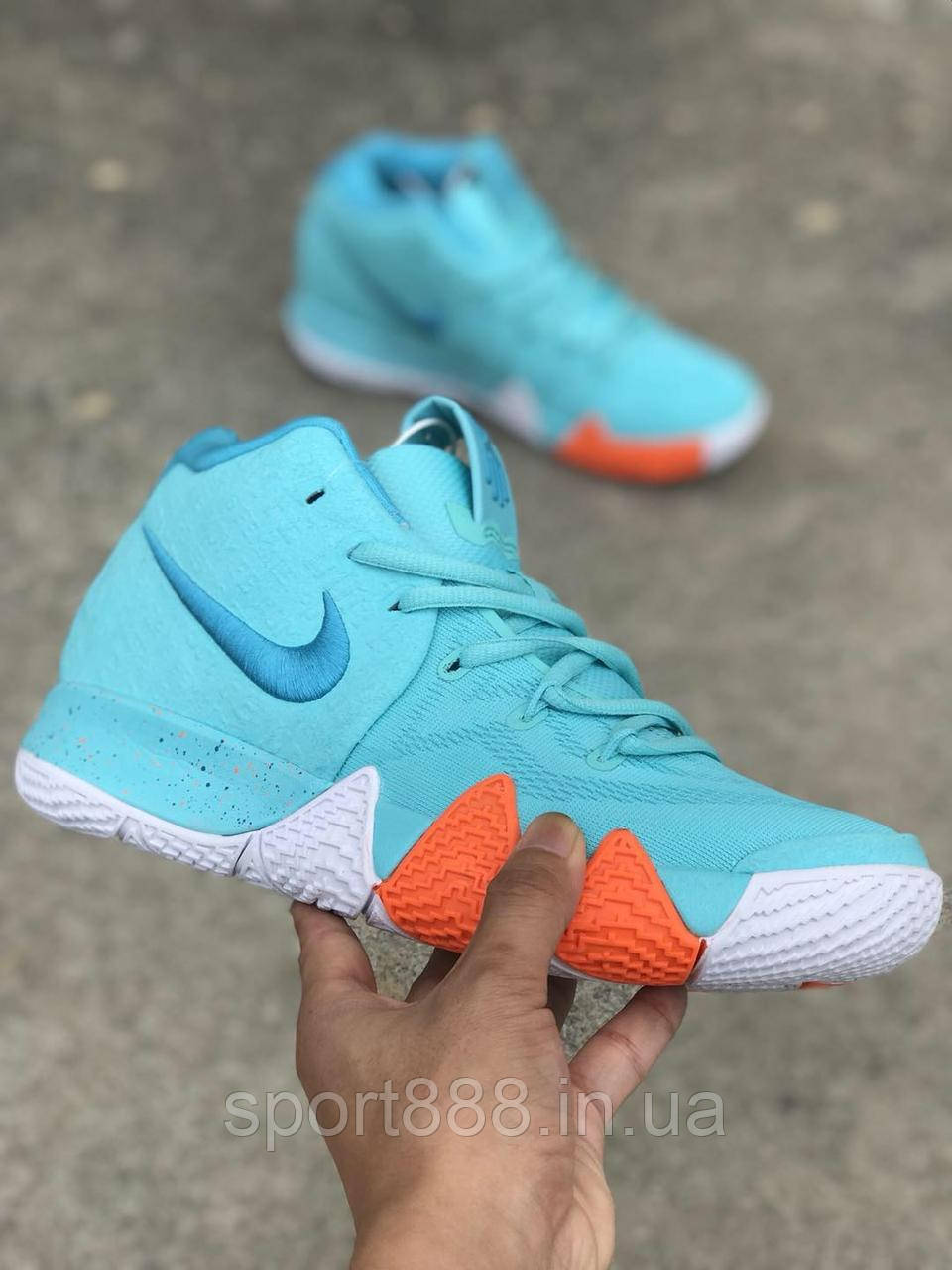 premium selection 6cf32 00b2a Nike Kyrie 4 Tiffany Power is Female женские детские кроссовки