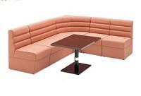 Диван Порту. Мягкая мебель для кафе, бара, ресторана