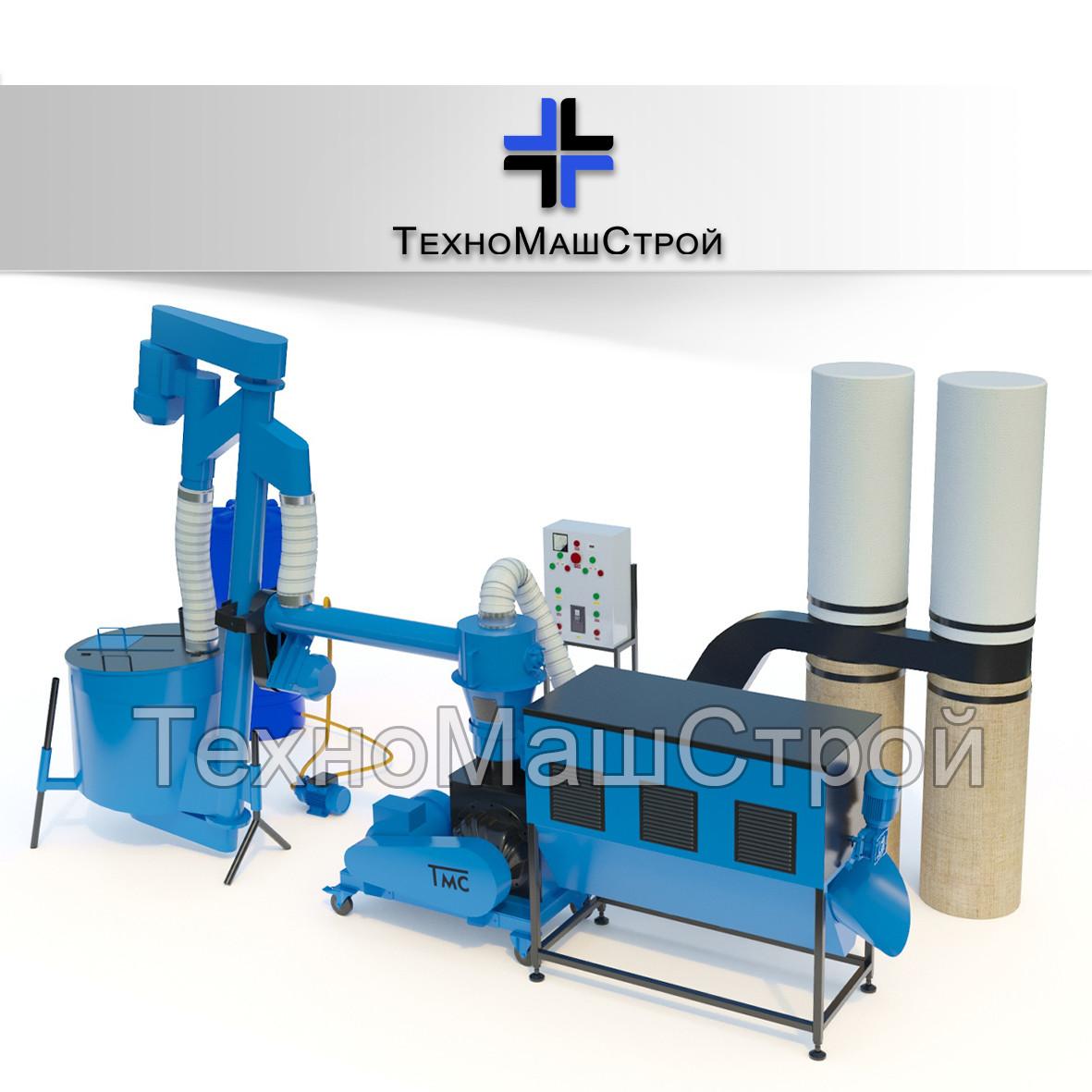 Оборудование для производства пеллет и комбикорма МЛГ-500 (MAX)