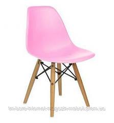 Стілець дитячий Тауер Вaby (Прайз), рожевий (Eames)