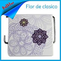 Держатель для туалетной бумаги закрытый Bathlux Flor de clasico 50327