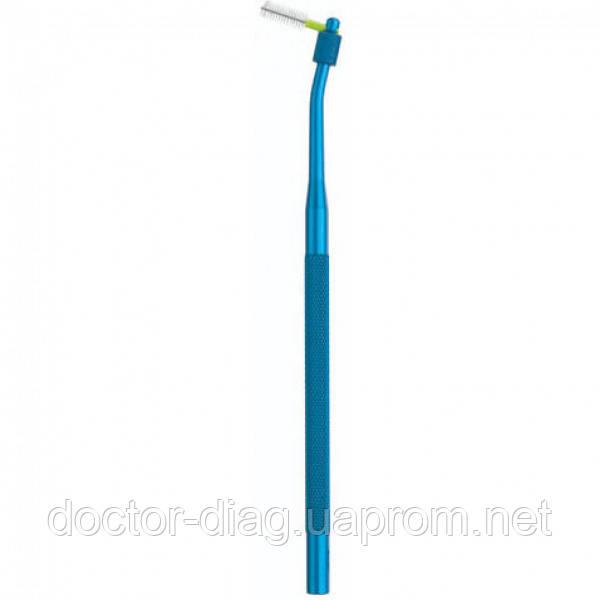 Curaprox Держатель для межзубных ершиков алюминиевый, Curaprox UHS 413 синий