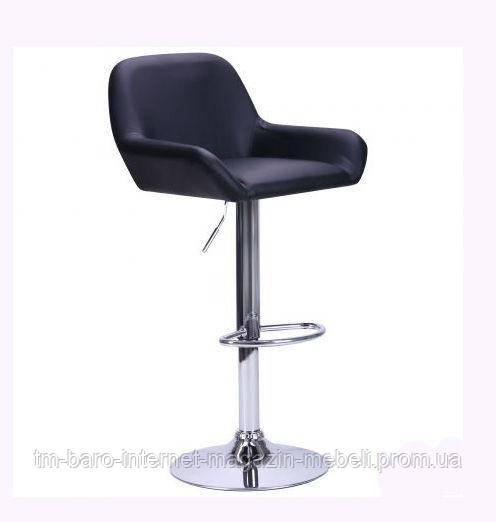 Барный стул Juan (Жуан), черный