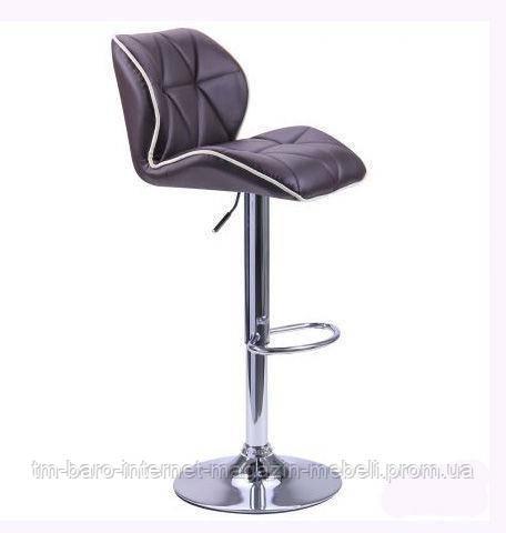 Барный стул Vensan коричневый