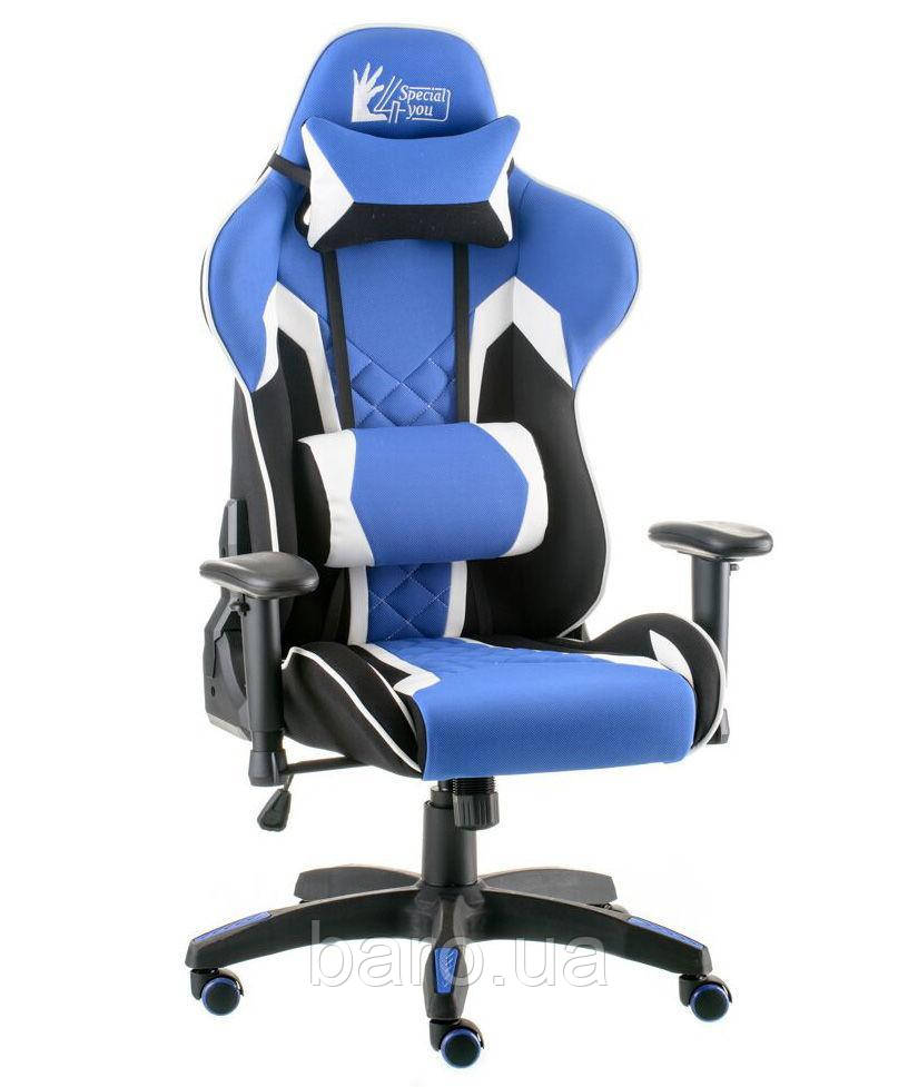 Кресло ExtremeRace black/blue (E5647), Special4You (Бесплатная доставка)