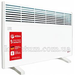 Конвектор електричний RODA RSP-1000 Вт механіка