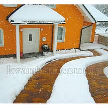 Кабель снеготаяния Fenix 1.8 кв.м, 560 Вт для открытых площадок, фото 3
