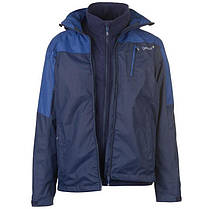 Куртка Gelert Horizon 3 in 1 Jacket Mens, фото 2