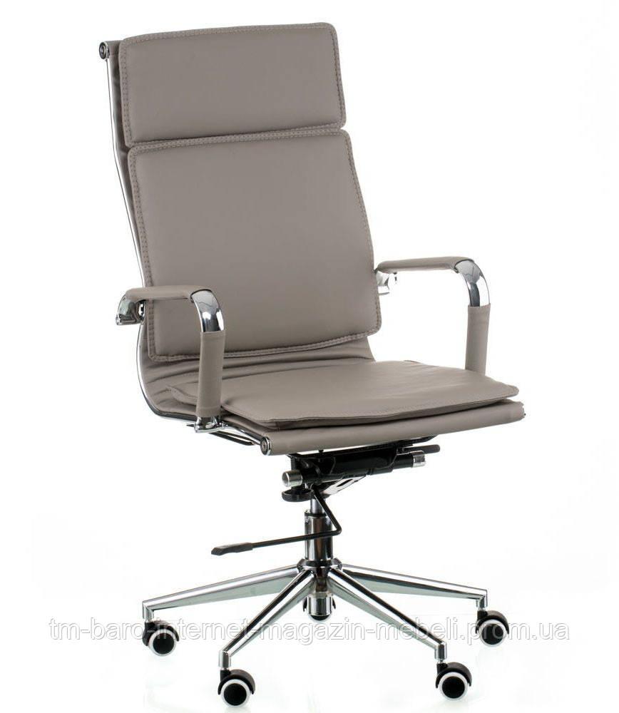 Кресло Solano 4 (Солано) artleather grey (E5845), Special4You (Бесплатная доставка)