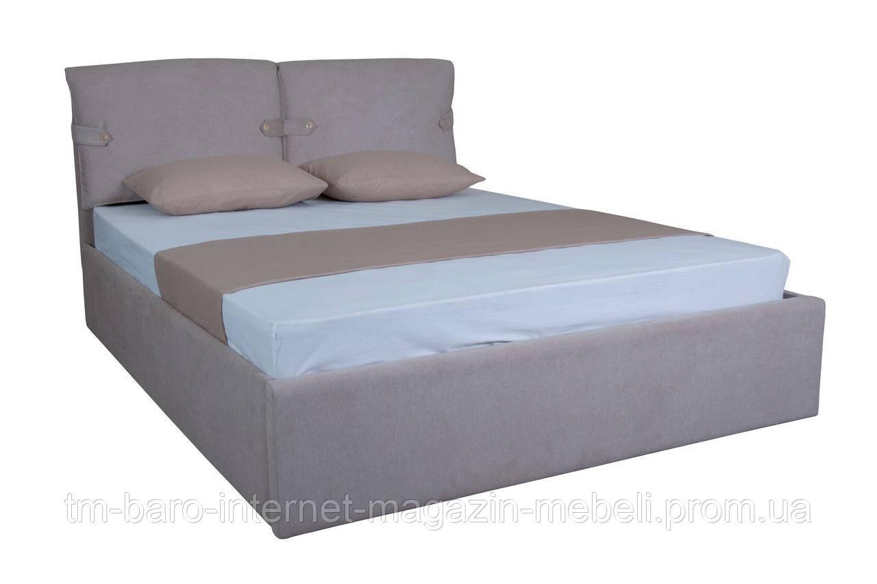 Кровать Eagle Остин (Ostin) 1600x2000 beige E2080