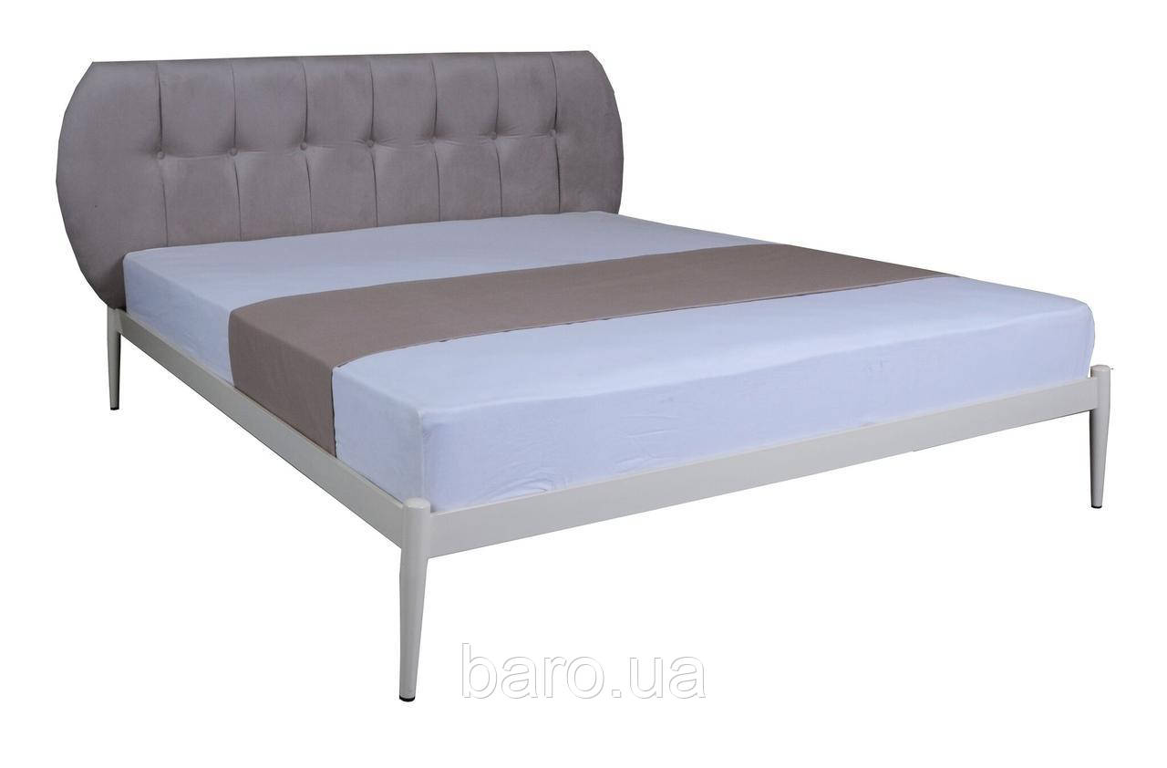 Кровать Eagle (Клео) Cleo 1600x2000 beige E2035