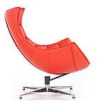 Кресло Luxor (Люксор) красный, Halmar, фото 2