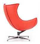 Кресло Luxor (Люксор) красный, Halmar, фото 3