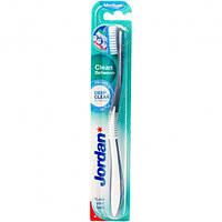 Jordan Зубная щетка Jordan Clean between (средняя)