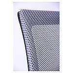 Кресло Веб, черный/серый, скетка, фото 7
