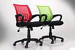 Кресло Веб, черный/серый, скетка, фото 8