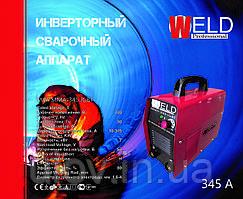 Сварочный инвертор Weld 345