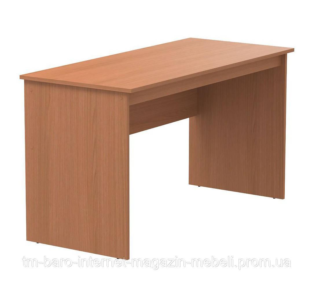 Стол письменный OM-100 (1350х600х750мм) бук/бук