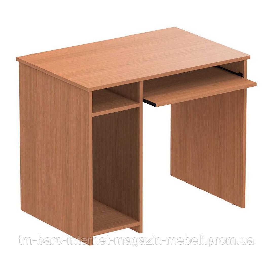 Стол письменный OM-110 (900х600х750мм) бук/бук