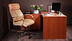 Стол письменный SL-104 (1390х600х750мм) яблоня, фото 7