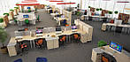 Стол М71 АртМобил (1400х900х760мм) клен, фото 7
