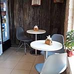 Опора для стола Тахо нержавейка, h72 см, d50 см, фото 4