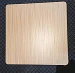 Стол Рим1, h72, кавадратный 80х80 см, h72 см, дуб, фото 3