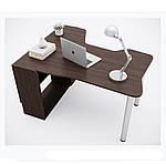 Геймерский стол IGROK-TOR, орех/орех, ZEUS™, фото 4