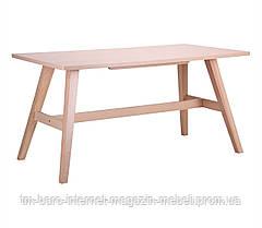 Стол обеденный Пармезан бук беленый