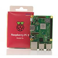 Обновленный Raspberry Pi 3 Model B+ 1.4 GHz Quad Core Made in UK, фото 1