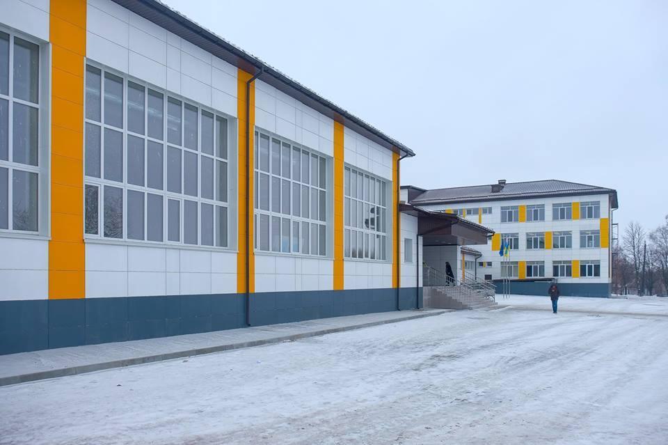 Магдалиновская опорная школа: Монтаж вентсистемы с приминением фиброцементных плит. 2