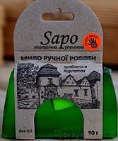 SAPO Мыло ручной работы Ландыш, 90г, SAPO