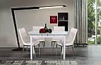 Стол раскладной Кассандра B179-71, белый, фото 9
