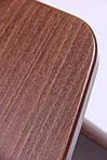 Стол обеденный раздвижной Орлеан, орех светлый, фото 9