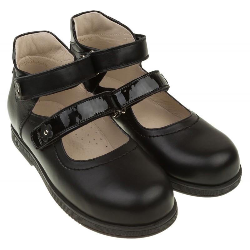 d200ef5f7 Туфли «Венди» черные, детская ортопедическая обувь 31-36: продажа ...