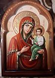 Тихвинская икона Божией Матери писаная, фото 2