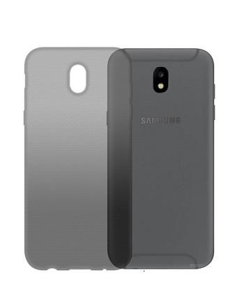 Чехол Intaleo RealGlass для Samsung J730 (J7-2017) Black (1283126484209)