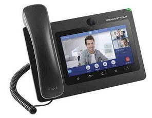 IP видеотелефон Grandstream GXV3370, фото 2