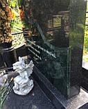 Статуэтка Ангел с книжкой 23 см полимер, фото 2