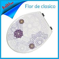 Сиденье для унитаза Bathlux Flor de clasico 50502