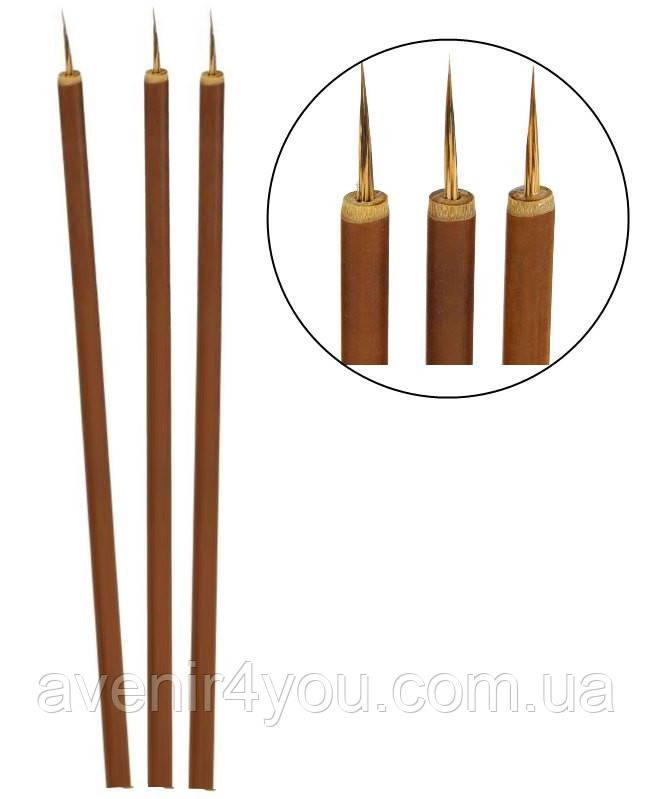 Кисть для Дизайна Бамбук арт. 050118, 1 шт