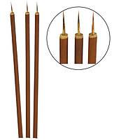 Кисть для Дизайна Бамбук арт. 050118, 1 шт, фото 1