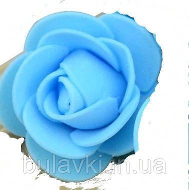 Роза  голубая  2017-1-17-1 (средняя)