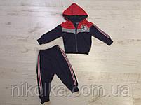 Трикотажний костюм-двійка для хлопчика оптом, Crossfire, 1-5 років, арт. 356, фото 2