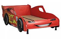 Кровать Дизайн Дисней Тачки Молния Маккуин гонки